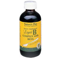 Liquid B-Complex with Iron