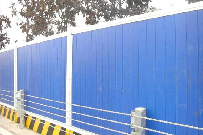 Blue Light Weight EPS Sandwich Panel for Prefab House