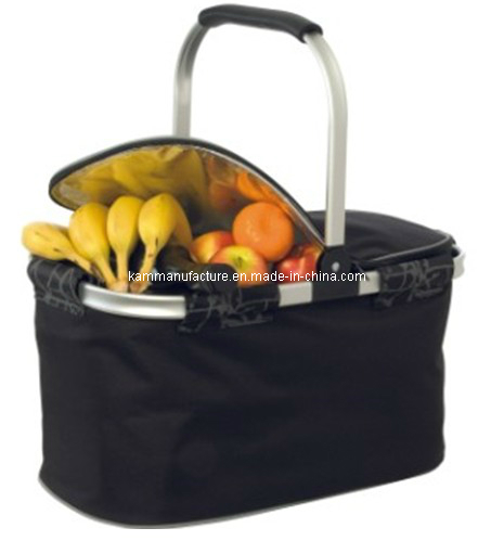 Collapsible Beach Cooler Basket (KM8099)
