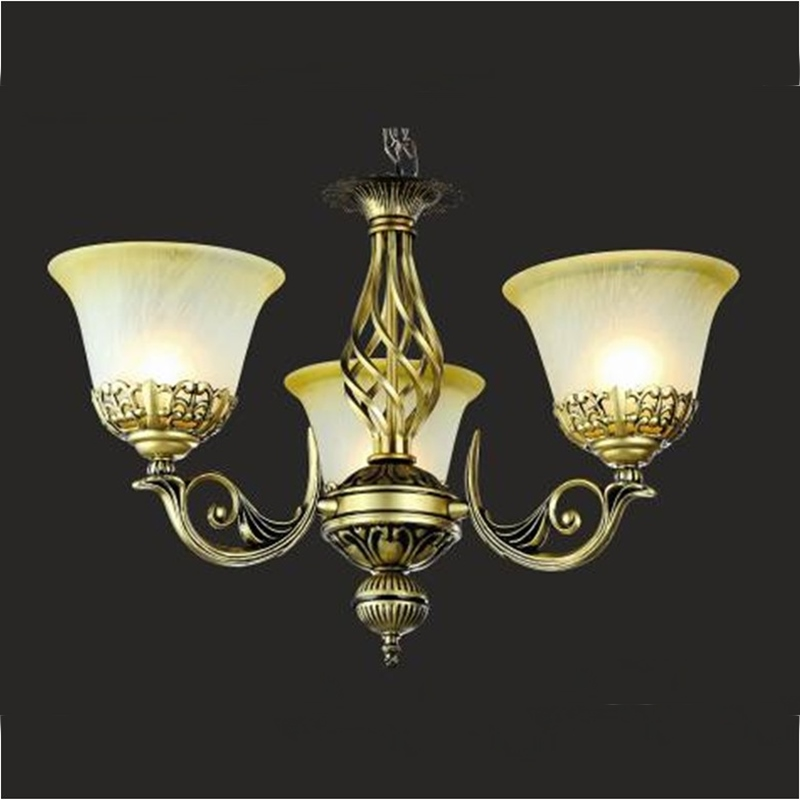 High Quality Decorative Chandelier (GD-1036-3)