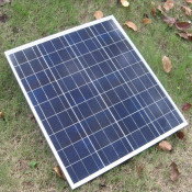 155W Poly Solar Panel/Solar Power Products with CE, CCC Approved