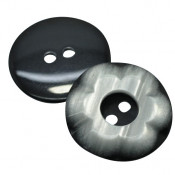2014 New Design Resin Pearl Button