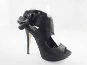 2015 New Design Women Peep Toe Sandals (HCY03-160)