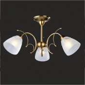 Classical Ceiling Lamp Decoration Chandelier (GX-6079-3)
