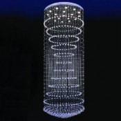 Delicate New K9 Crystal Modern LED Fashion Chandelier (BH-C1017)