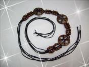 Fashion Chain Belt for Ladies (CB047)