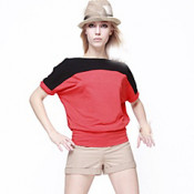 Fashoin Beautiful Women Clothes, T-Shirt (W005)