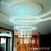 High Quality Twinkle K9 Crystal Chandelier Modern LED Lighting
