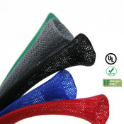 Pet Flexible Expandable Braided Cable Wire Wrap