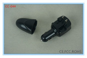 2 in 1 Car and Travel Charger (CC-044)