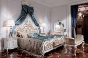 Bn-C6001b High Quality Classical Wooden Furniture Bedroom