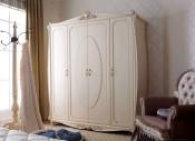 Classical Wooden Bedroom Furniture-Jl-1008A-1 Wardrobe