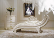 Classical Wooden Bedroom Furniture-Queen Bench