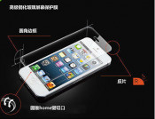 Full Body Screen Protector Cover Film Sticker Guard for iPhone 5 5g 5s