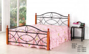 Girls and Boys Steel Bed (536-A)