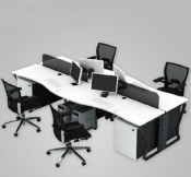 Hot Sale! Office Furniture, Office Desk, Office Table