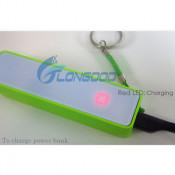 Portable 2600mAh Power Bank Charger for iPhone 4S 5g Galaxy S4
