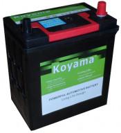 Sealed Lead Acid Maintenance Free Car Battery (NS40-12V35AH)