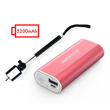 Selfie Power Bank UNIS-S4 5200mAh