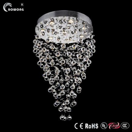 Beautiful High Imitation K9 Crystal Chandelier for Decoration