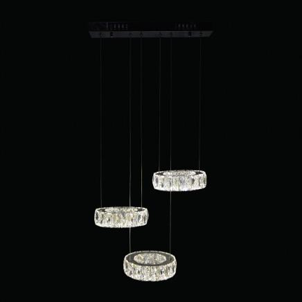 Ceiling Lighting Crystal in Residential (EC962-3)