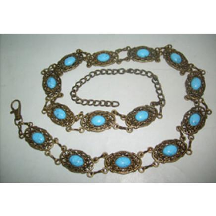Fashion Chain Belt for Ladies (1879)