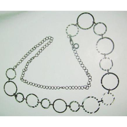 Fashion Chain Belt for Ladies (1880)