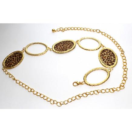Fashion Chain Belt for Ladies (CB112)