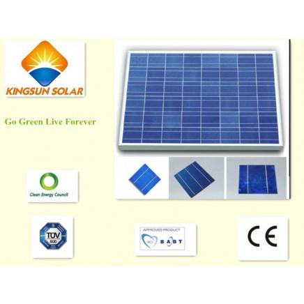 Hot Sale Solar Poly Panels Ksp195W