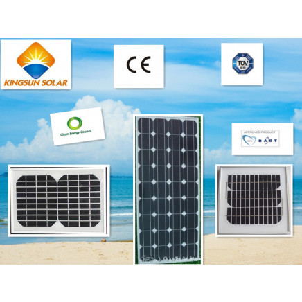 Hot Sale off Grid Solar Mono Panels Ksm5w-115W