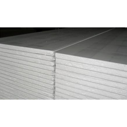 Ivory White/ Sea Blue Color Metal Foam Core Sandwich Panel