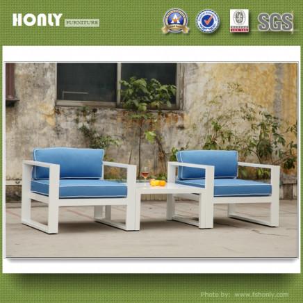 Modern Design Sofa Newly Simple Metal Sofa Set