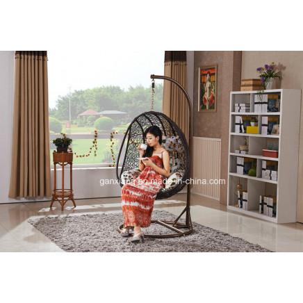 Modern Home Furniture Outdoor Garden Rattan Swing Egg Chair ...