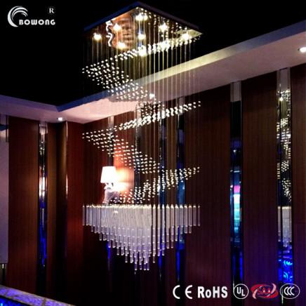 Modern Unique Design Crystal Lamp (BH-ML078)