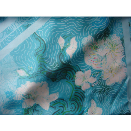 New Printing Pattern Fabrics
