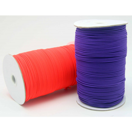Popular Elastic Drawcord for Bag and Garment