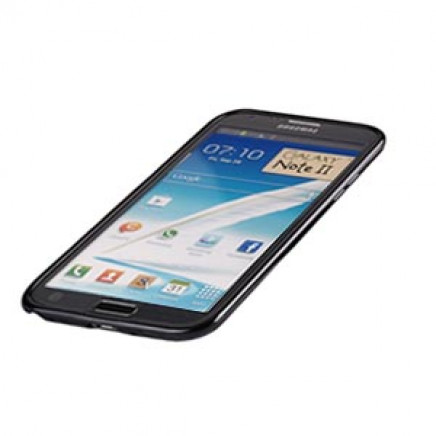 2 in 1 Protect Case for Samsung Galaxy Note 2 – Black