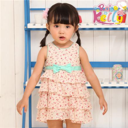 Sleeveless Baby Dress, Baby Clothing, Dress for Baby Girl
