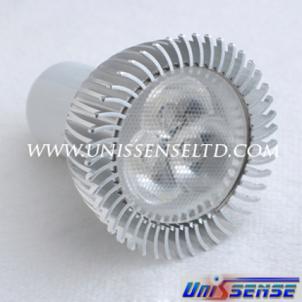 4.2W Unissense LED Spotlight Bulb GU10 Base Equivalent To 50W Energy Saving