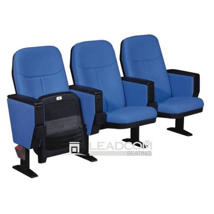 (LS-605B) Leadcom Folding Auditorium Chair College Tablet