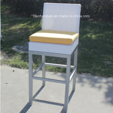 100% PE Rattan Bar Chair