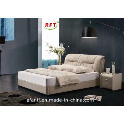 2015 Newest Bedroom Bed with Storage (J333-2)