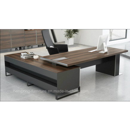 AntiScratch Wooden Office Table For Office Use HXET - Table for office use