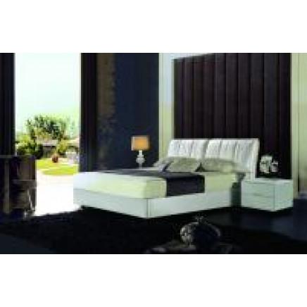 Cheaper Comfortable Furniture Fabric Bed (J338)