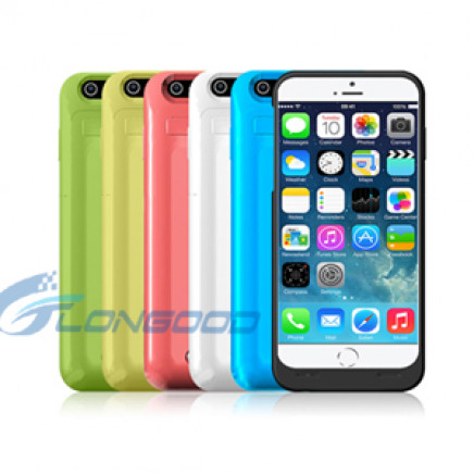 Emergency Backup Battery Charger Case 3500mAh Power Bank for iPhone 6