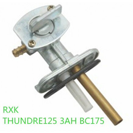 Fuel Cock for Motorcycle Rxk New Thunder125 3ah Bc175