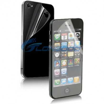Full Body & Back Screen Protector Film for iPhone 5