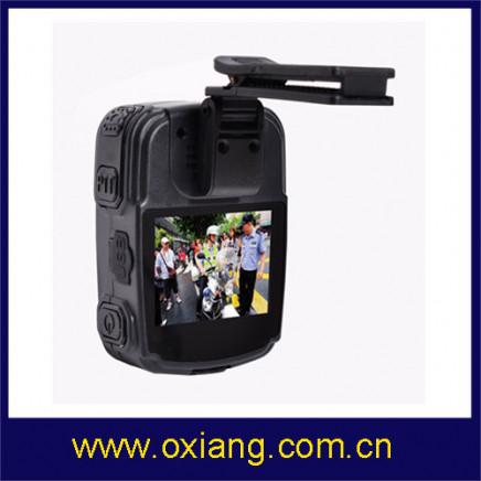 "HD 1/3"" Color CMOS Mini Police DVR Recorder Camera Zp606"