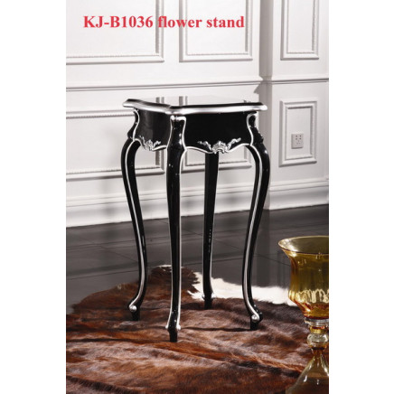 High Quality Classical Wooden Furniture Living Room Flower Stand