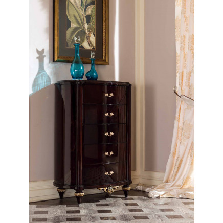 Hu-B5009A Classical Wooden Bedroom Furniture Chest